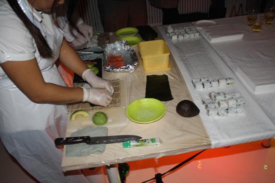 Food making by Tor Evert Johansen and Linda Soh Trangereide 1st floor