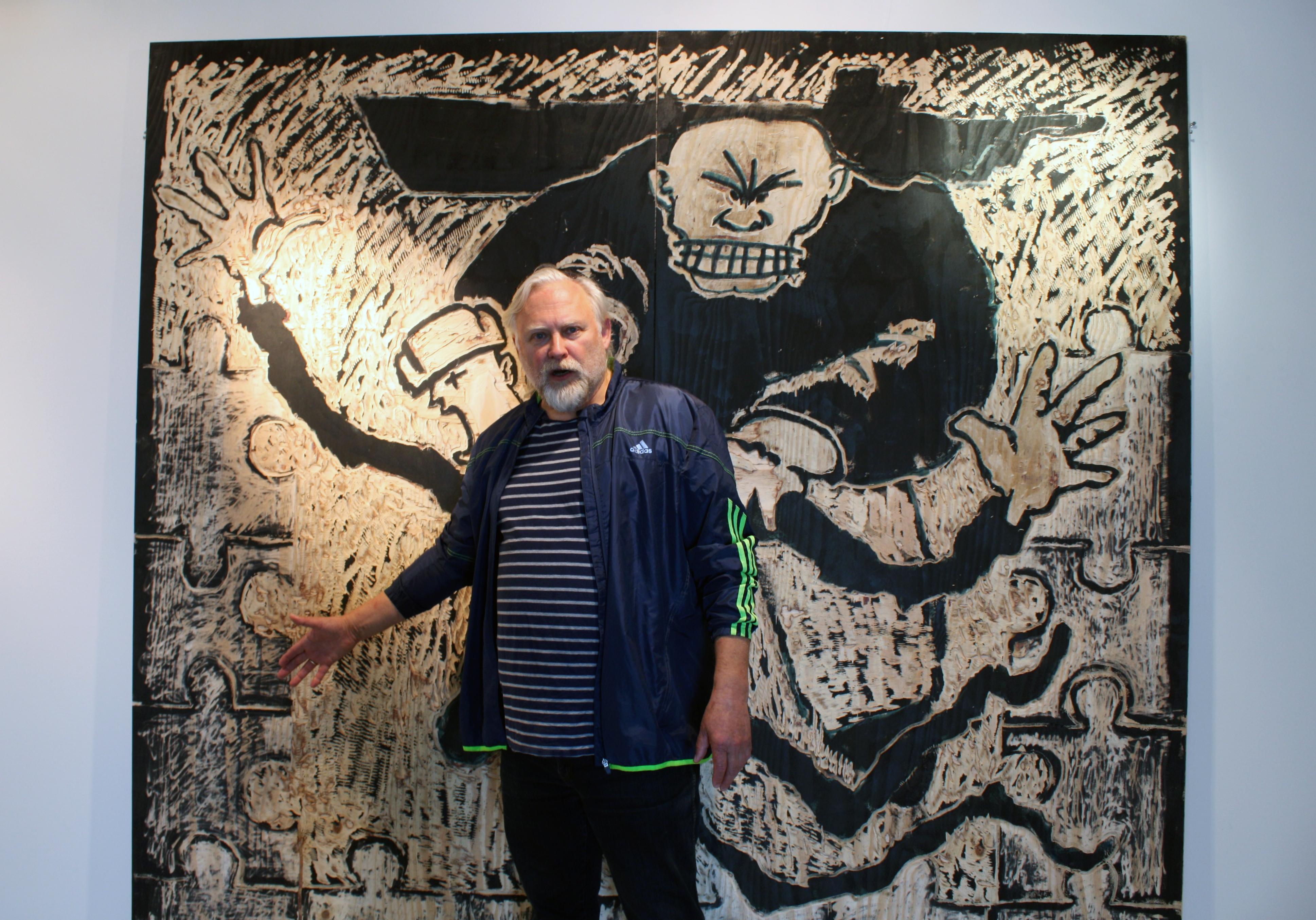 Roger Gjerstad juni 2015